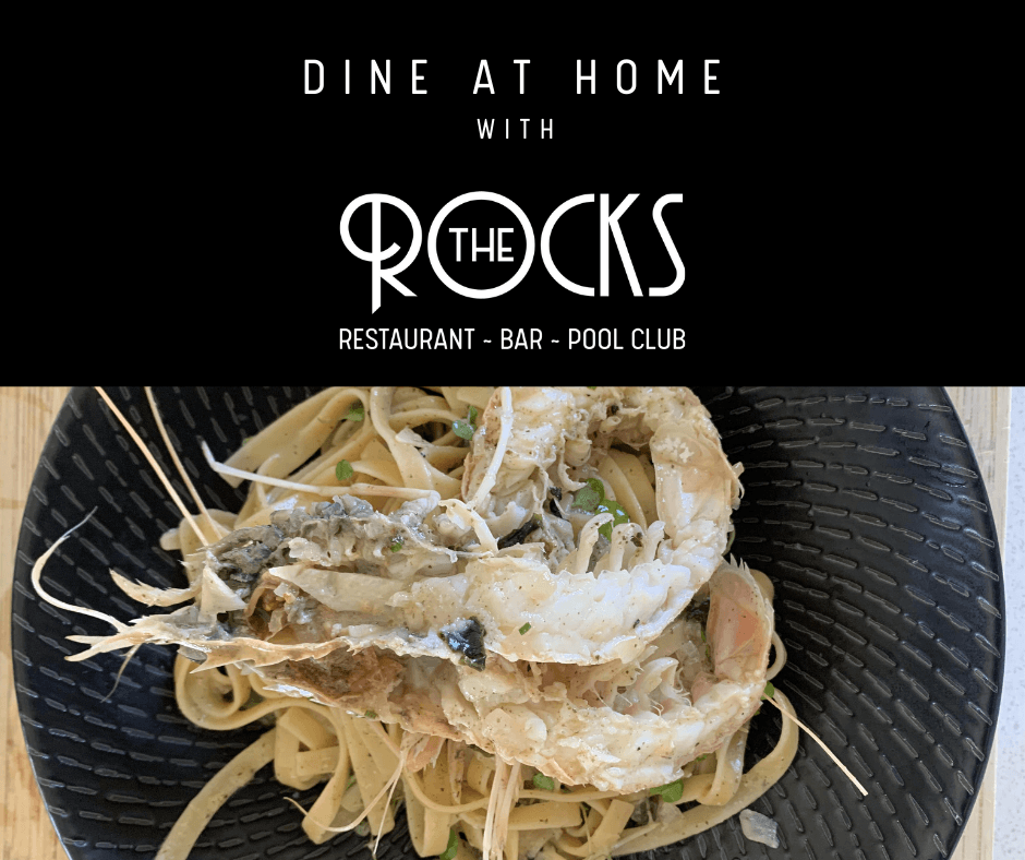 Dine at Home with The Rocks